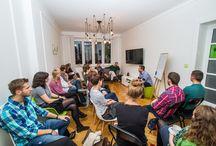 Projektor #3 / Warsztaty Projektor: Jak osiągnąć sukces gadając? Storytelling, czyli bajanie biznesowe z morałem.