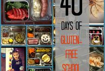 School lunch ideas / by Kerri Sternberg