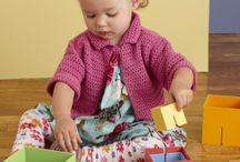 Crochet Baby & Kids Clothes / by Kandice Hernandez