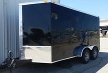 7' Wide Models / Here's a sample of the 7' Wide Models Cargo Trailers we have. VISIT OUR WEBSITE: http://www.ocillaracingllc.com. Or call our Sales Manager, Tim Cox @ 229-402-6203.