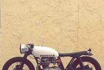 motoca cafe racer