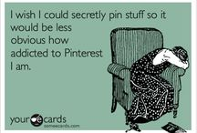 Addicted to pintrest