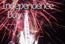 Fourth of July / fireworks, picnics, fun