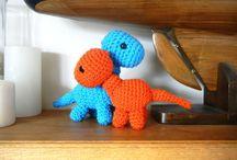 Crochet / by Tristen Anderson