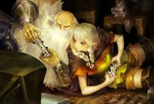 Dragons Crown / The amazing artworks of Dragons Crown