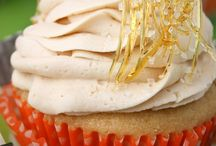 Cupcakes, Frostings and More