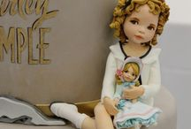 Bambole in porcellana fredda