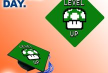 Gamer Toppers / Videogame powered Toppers. / by Tassel Toppers