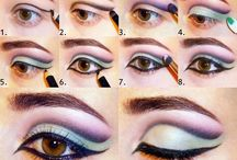 Maquilhagem De Olhos Redondo