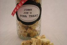 Cat Treats / It's not easy creating original treats for cats but these online craft stores have it taken care of! Browse through these yummy cat treats that will make your kitty purr! / by PetCraftStore.com