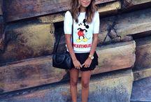 Disney outfits / disney wit bird