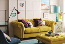 Joules sofas, exclusively at DFS