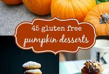 Fall Favorites: Gluten-Free Recipes / Simple gluten-free recipes to celebrate autumn.