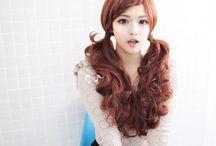 k hair style inspo