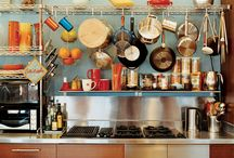 Kitchens / by Charity Richards
