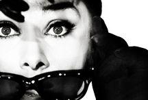 Audrey Hepburn / by Carly Anne Newsom