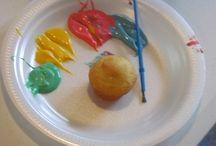 Preschool ideas / by Krissie Angel