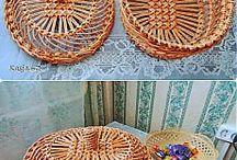 плетение из бум лозы