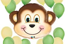 Monkey Baby Shower / Monkey Baby Shower Ideas / by Maternity and Baby Showers
