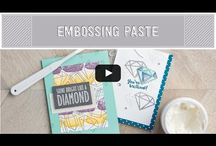 Stampin' Up! Youtube