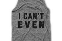 Tank game strong / by Kristina Weinberger
