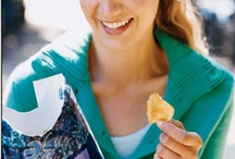 Healthy Snacking / Delicious and healthy snacks that will leave you satisfied between meals.