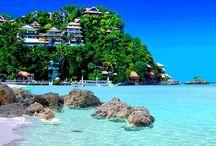 Boracay beach