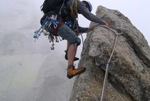 Mountaineering First!