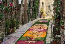 Umbria / Umbria paesaggio e le sue bellezze ancora nascoste