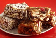 Food : Muffins, Cupcakes, Pancakes, Custard Slices, Sweet Breads, Baklava etc