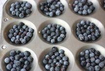 Desserts: Blueberries
