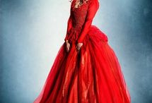 Belle's dresses