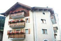 """Rezidence """"No name"""" - BORMIO / Jedno z nejlepších italských středisek leží v severním cípu Lombardie. Středisko je známé především díky pořádání závodů Světového poháru v alpském lyžování."""