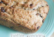 Vegan Baking / Delicious and nutritious treats!