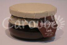 Miel con Algarroba