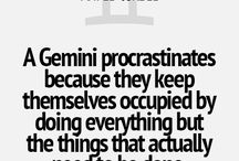 My Zodiac... Gemini