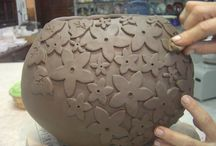 moldes em cerâmica