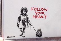 Art✏️ / Inspiret by Banksy