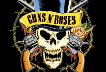 Gun`s and Roses bar and restaurant design