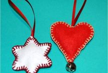 Christmas crafts / by Dodee Vossler