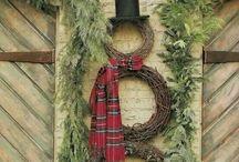 Christmas decor / by Amanda Keffer
