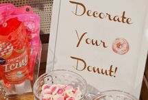 Sprinkled with Love- Donut Party