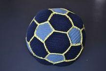 hæklet bold barselona