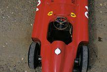 Autos F1 vintage