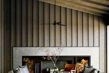 Terrace ceiling