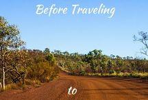 Western Australia road trip