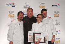 Chefs Under Fire 2010 / Keeper Collection's statewide culinary competition highlighting the best chefs in Texas.