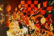PPCEQ / Peinture Psycho-Cosmico-Echiquéenne Quantique