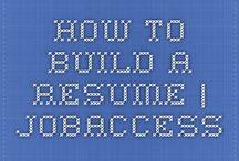 Bruce's Job Seeking Board / Handy tips for job seekers