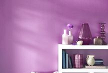 Pantone Orchid color of 2014